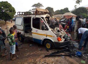 Kouroussa-Société : Cinq (05) personnes meurent dans un accident de circulation