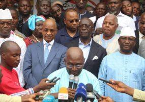 Urgent: Le FNDC reporte sa manifestation prévue le 06 août…
