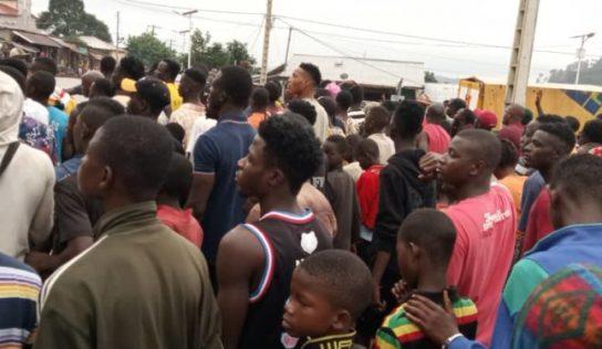 Manifestations contre la dégradation des routes: tension vive à Macenta