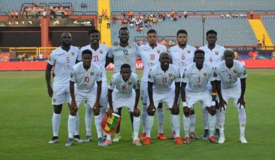 Journée FIFA: le Syli National jouera en match amical contre la Gambie le 13 octobre