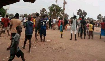 Kolaboui : un jeune aurait été tué dans une manifestation contre les délestages électriques (source locale)