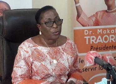 """Divorce de Dr Makalé d'avec Alpha Condé: """"l'argent donné par KPC à Alpha Condé via dame Makalé ne lui a pas été remis"""" (Tibou Kamara)"""