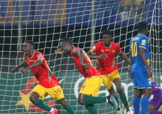La Guinée domine le Rwanda et file en demi-finales