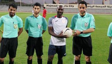 Arabie saoudite : Ismael Super Bangoura inscrit le 1er triplé de la saison