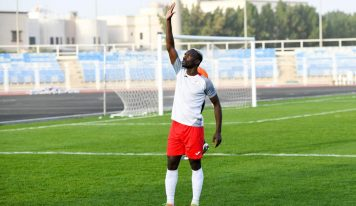 Arabiesaoudite:Ismaël Super Bangoura marque son 13e but de la saison