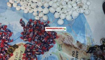 Aéroport de Gbessia: 3 kg de cocaïne saisis sur un nigérian par la cellule de ciblage des douanes
