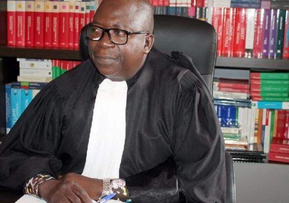 Justice : Me Mohamed Traoré interpelle Alpha Condé sur le principe de la séparation des pouvoirs